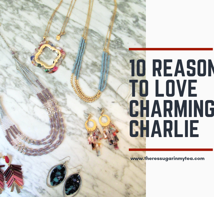 10 reasons to love charming charlie, there's sugar in my tea, charlotte nc bloggers