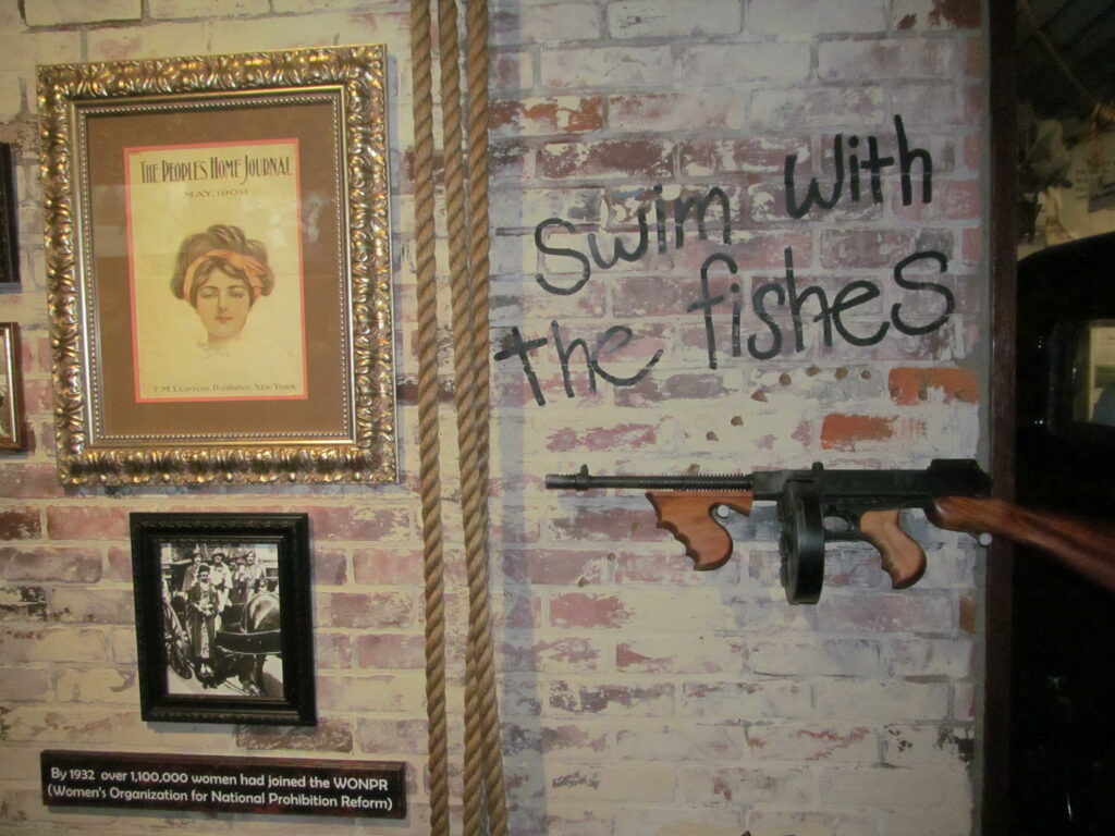 American Prohibition Museum, Weekend Getaway to Savannah, GA, there's sugar in my tea, charlotte nc blog, charlotte lifestyle bloggers