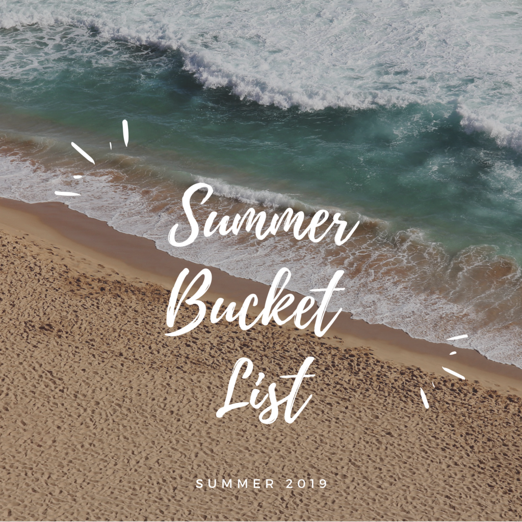 summer bucket list, There's Sugar in My Tea, Charlotte based blogger to follow