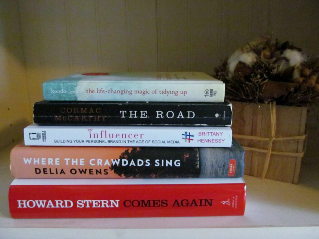 summer reading list, There's Sugar in My Tea, Charlotte NC based blogger to follow