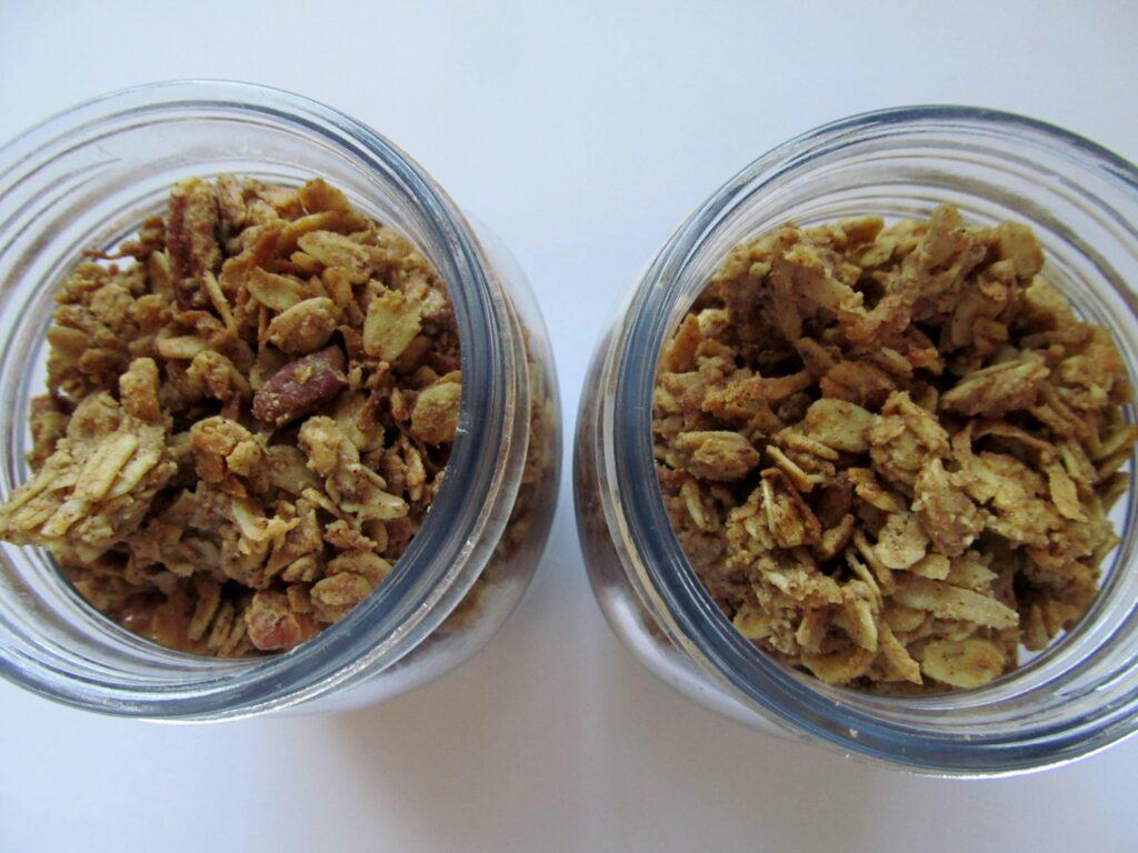 how to make homemade granola, there's sugar in my tea, charlotte nc bloggers, north carolina bloggers