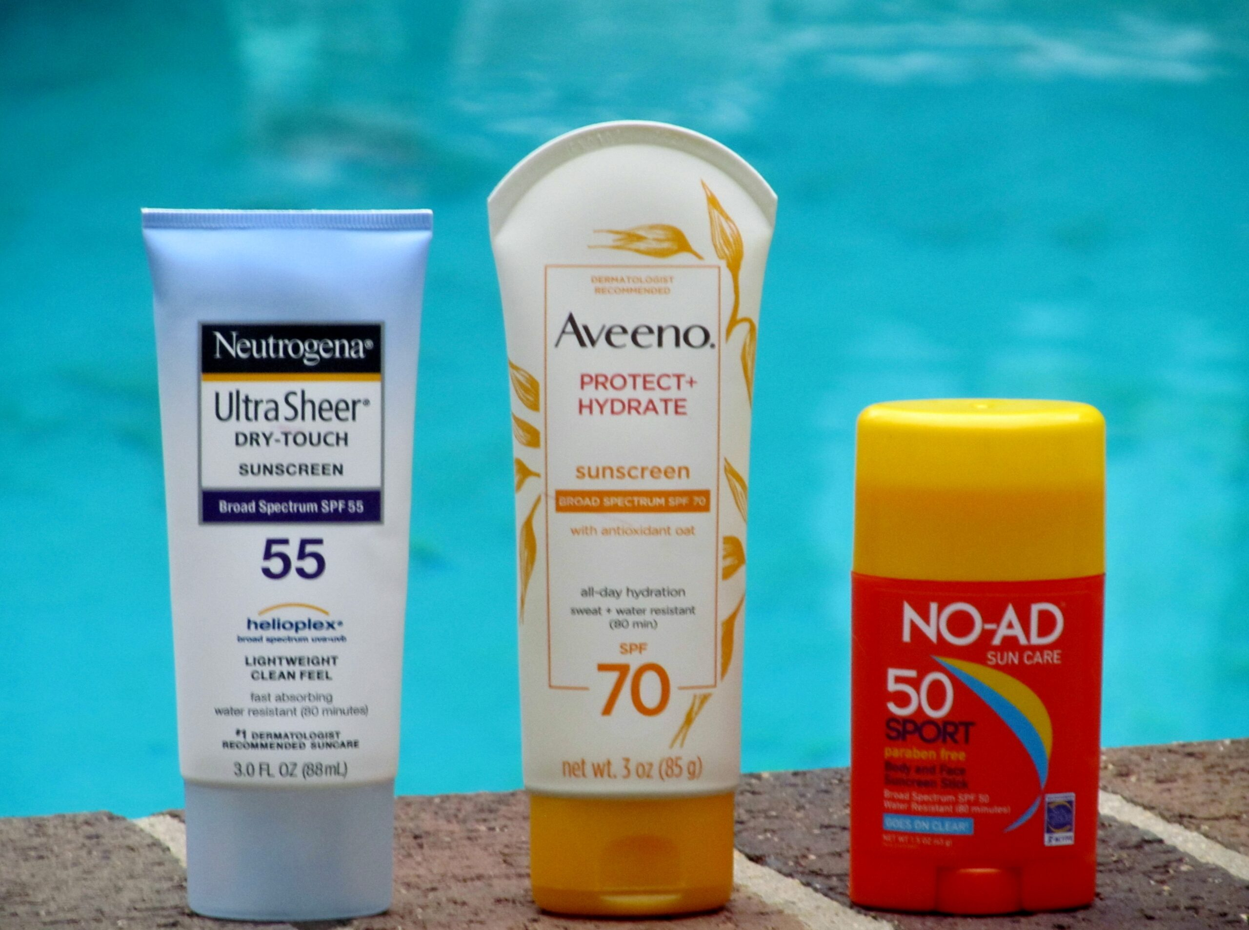 Sunscreen Comparison, there's sugar in my tea, charlotte nc lifestyle blogs, north carolina blogger