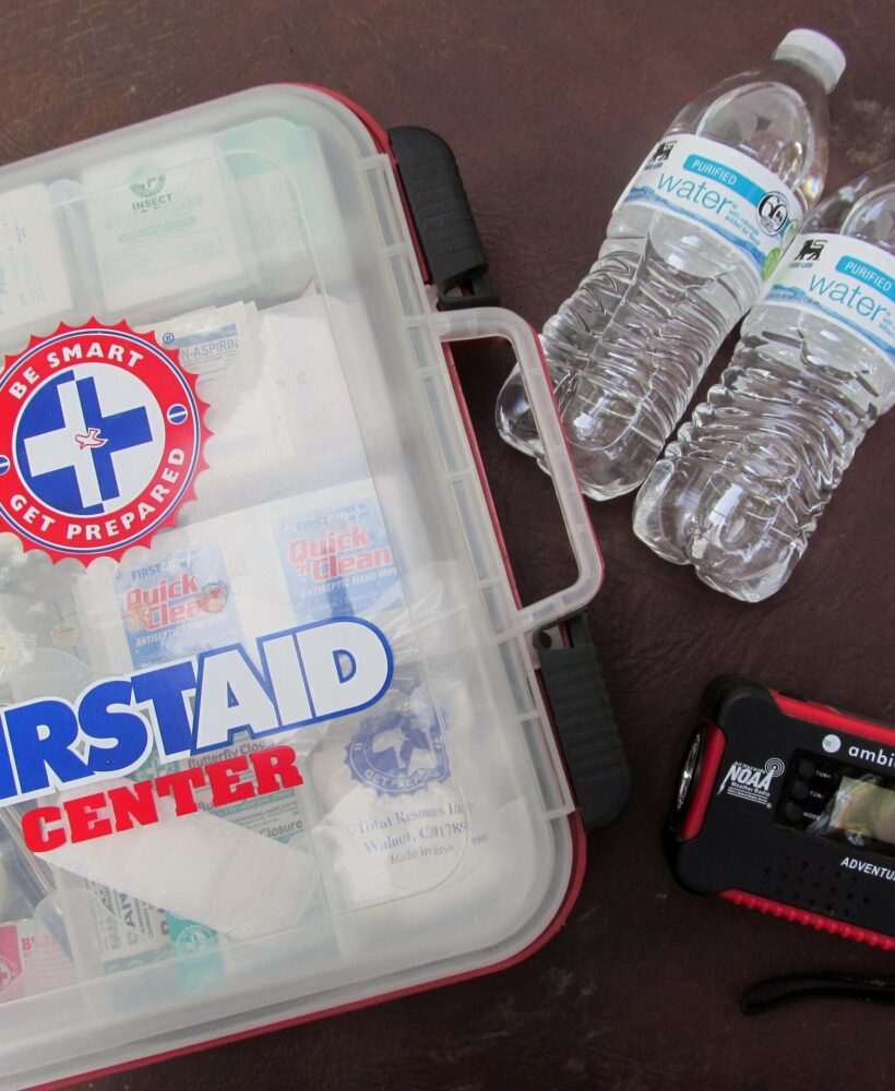 How to prepare for an emergency, emergency preparedness