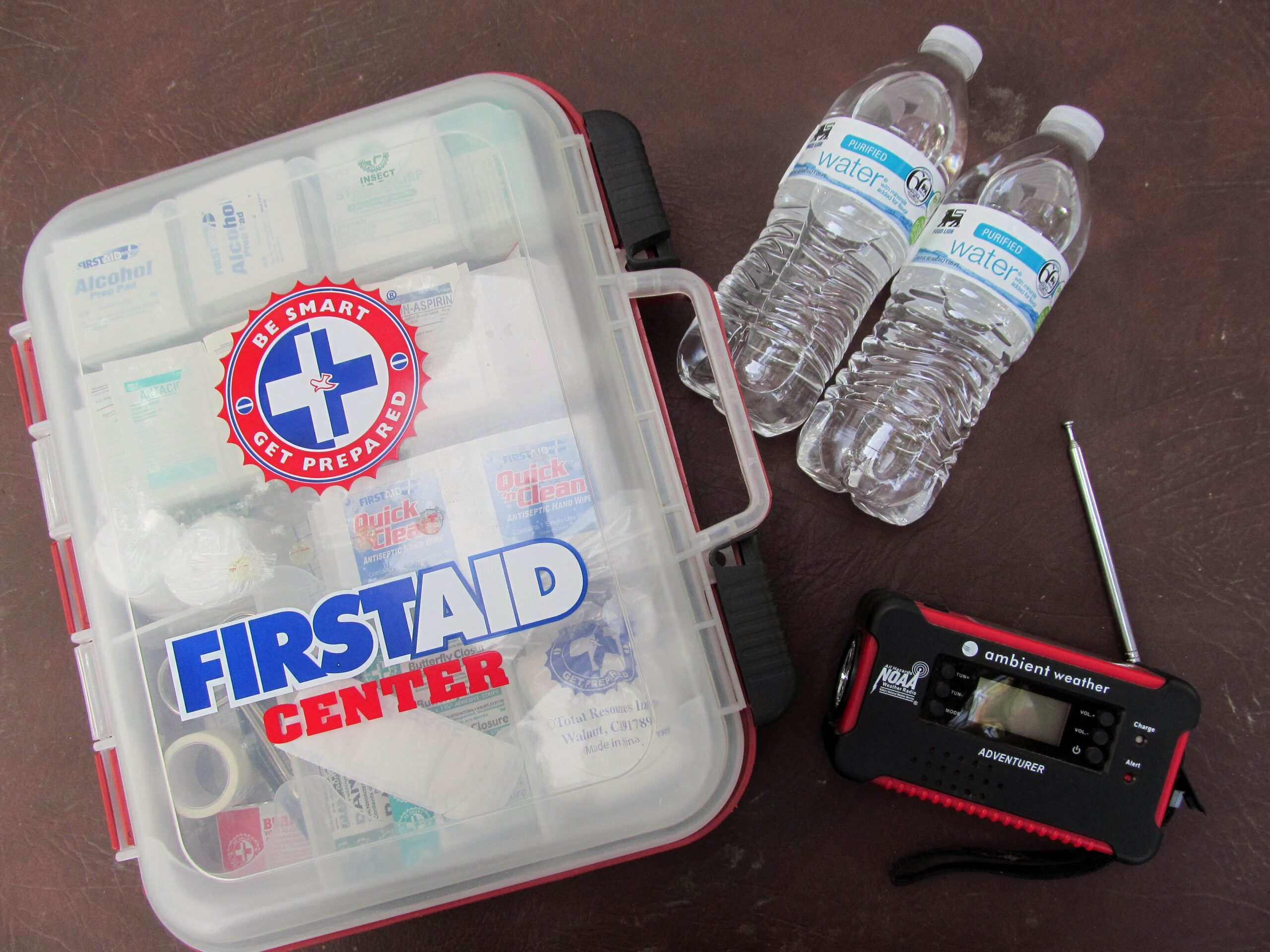 How to prepare for an emergency, emergency preparedness