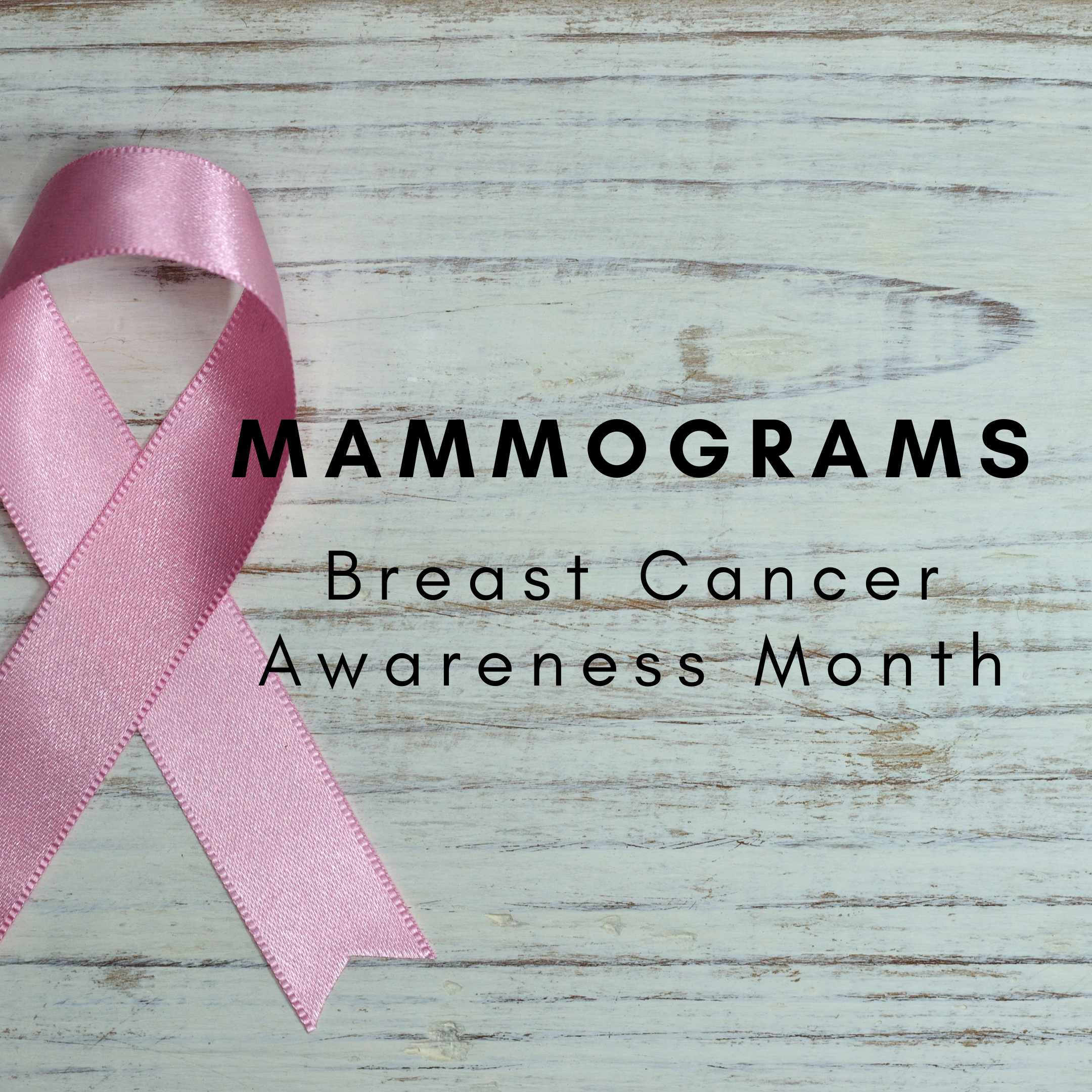 What it's like to get a mammogram, breast cancer awareness month