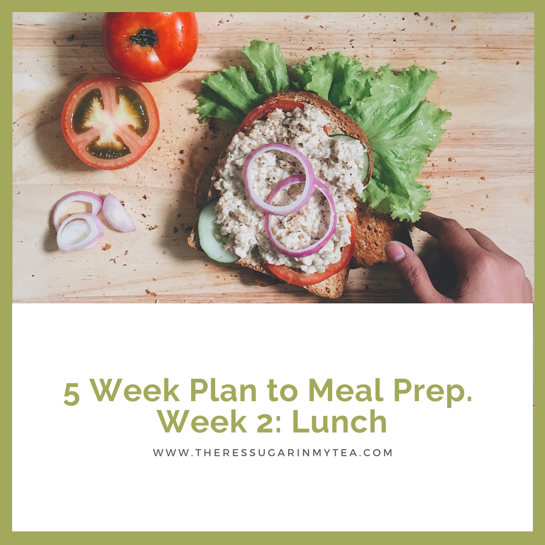 Meal prep lunches, freezer meals