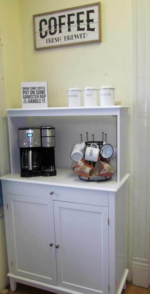 How to Create a Coffee Bar, There's Sugar in My Tea, Charlotte NC Lifestyle Blogger, Southern Lifestyle Blogger