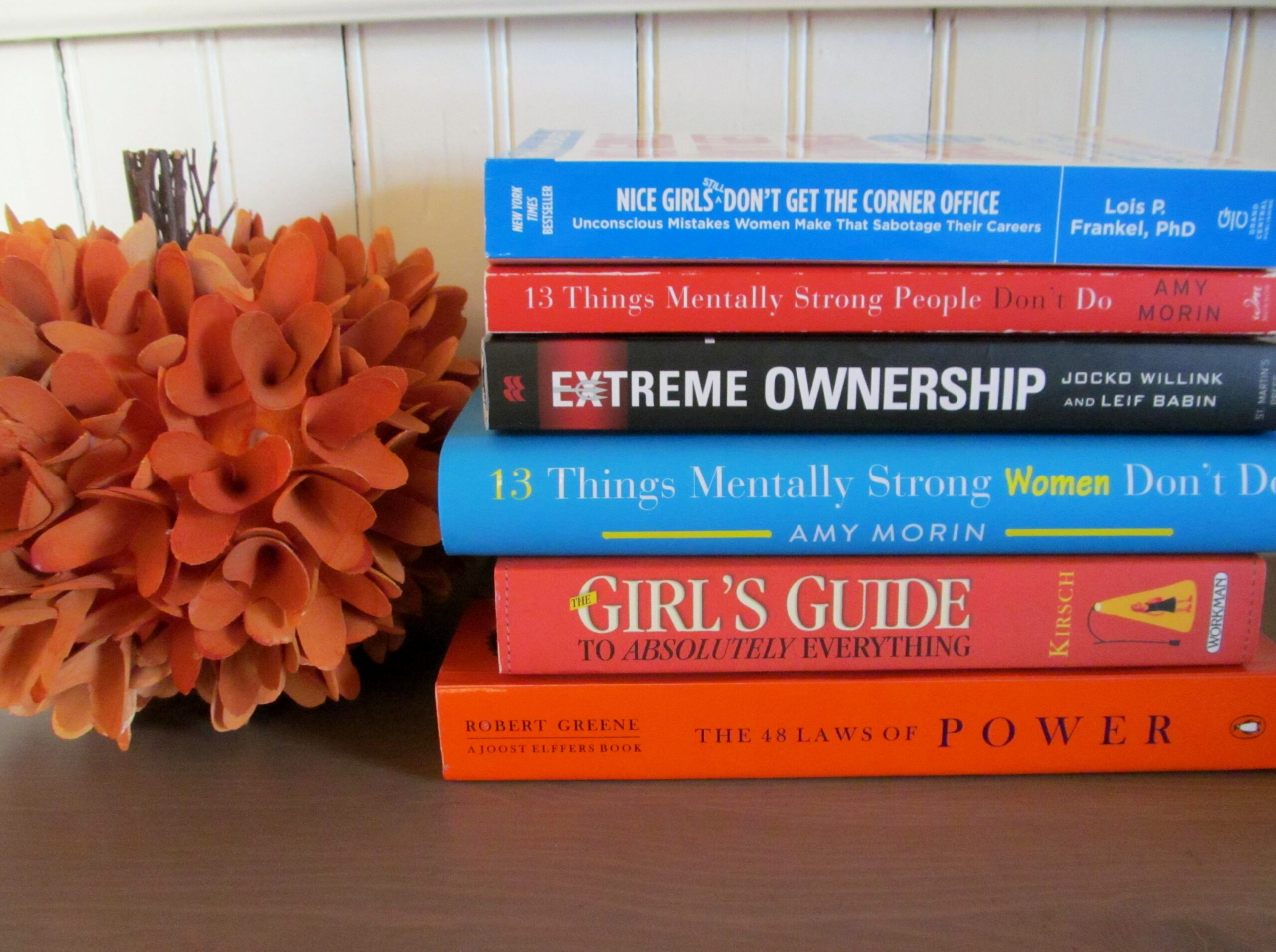 Womens fall reading list