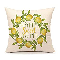 lemon themed summer home decor, there's sugar in my tea, charlotte nc blogs, charlotte lifestyle blogs