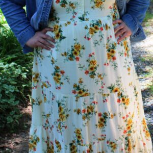 old navy summer dress, plus size summer dress, there's sugar in my tea, charlotte blogs, charlotte lifestyle blogs