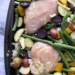 easy chicken sheet pan dinner, there's sugar in my tea, charlotte nc blog, charlotte lifestyle bloggers