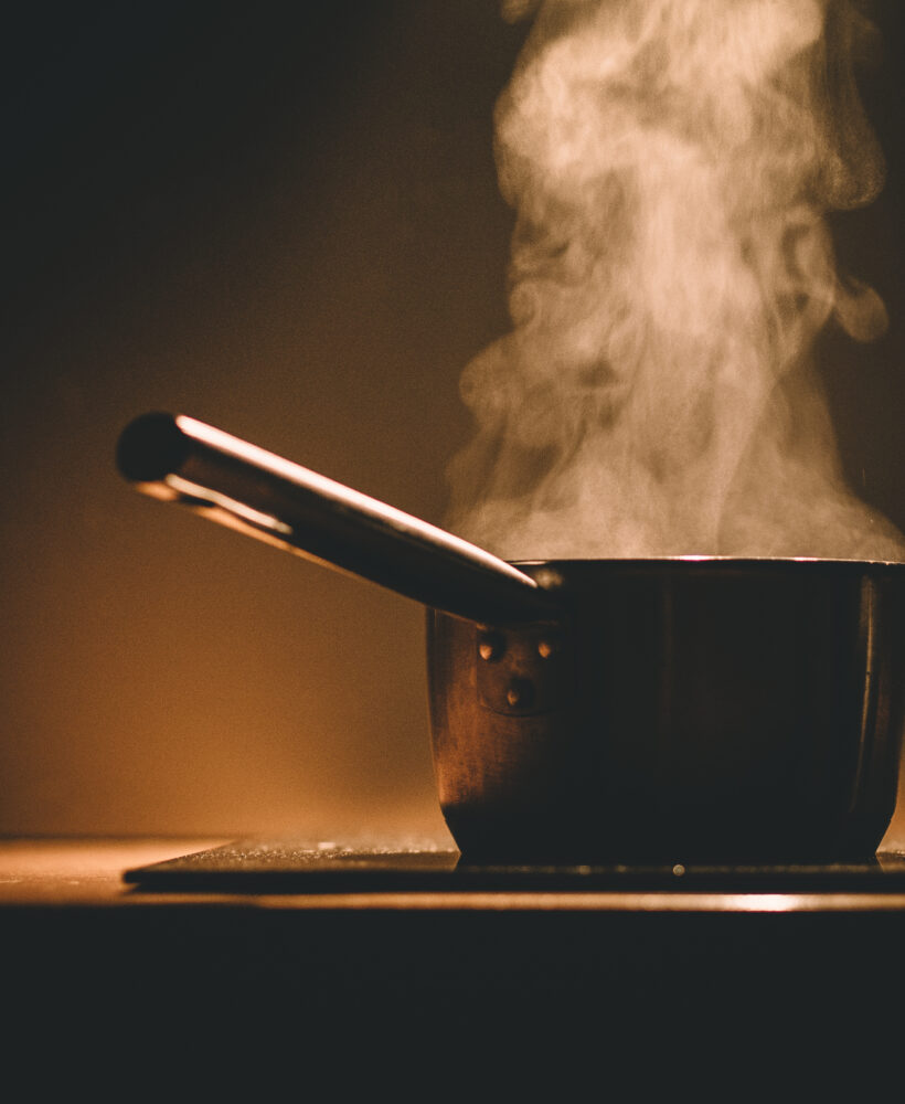 how to make stovetop potpourri, there's sugar in my tea, charlotte blog